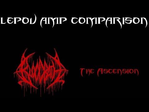 LEPOU amp test - BLOODBATH The Ascension
