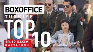 10 - 12 Kasım Hafta Sonu Box Office Türkiye Top 10