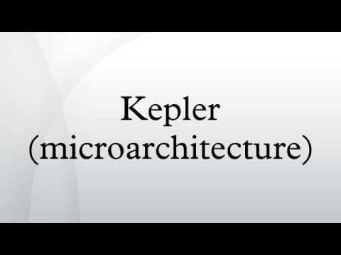 Kepler (microarchitecture)