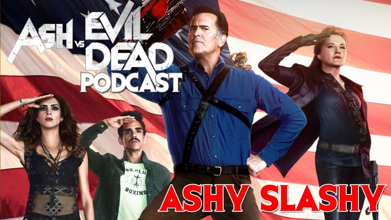 Download Ash vs. Evil Dead Season 2 Podcast #7: Ashy Slashy