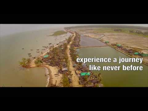 Bangladesh Marine Drive Video 10 07 2017