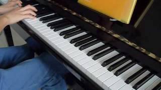 陳柏宇 - 拍一半拖 (鋼琴版Piano by hugowong)