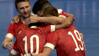 Квалификация ЕВРО 22 Группа 2 Франция Россия 2 3