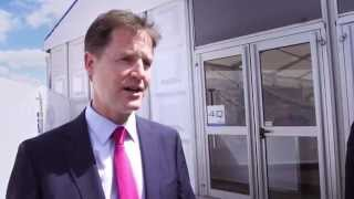 Nick Clegg - Why should we Catapult the UK