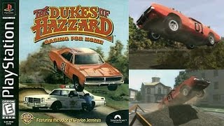 Let's Play The Dukes of Hazzard Racing for Home - Part 1 The General Lee
