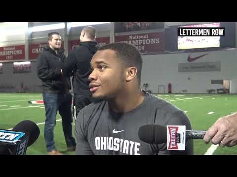 J.K. Dobbins: Ohio State running back previews the Rose Bowl