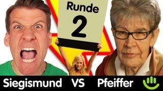 Siegismund vs. Pfeiffer - Runde 2