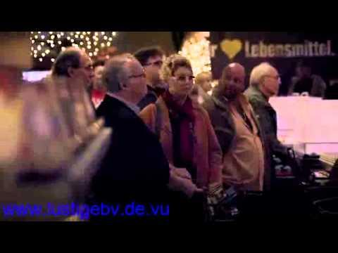Lustige Facebook whatsapp Videos weihnachten bei edeka