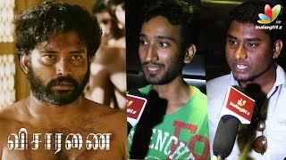 Visaranai Public Review | Director Vetrimaran, Attakathi Dinesh | Rating and Response