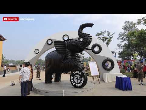 Peresmian Taman Gajah Tunggal Kota Tangerang [Tangerang TV]