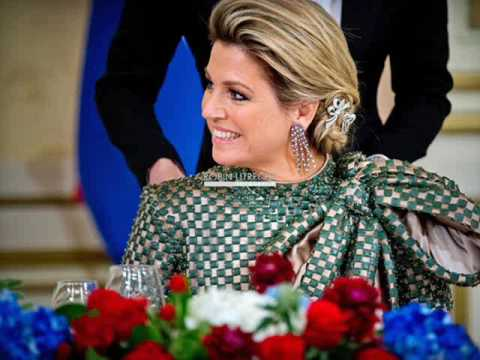 Queen Máxima of the Netherlands Biography | Queen Máxima of the Netherlands Life Achievements