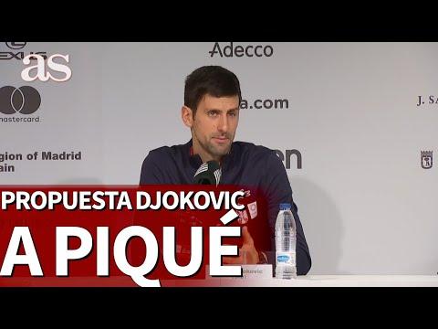 La propuesta de Djokovic a Piqué para mejorar su Copa Davis |Diario AS
