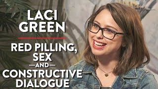Laci Green LIVE: Red Pilling, Sex, and Constructive Dialogue thumbnail