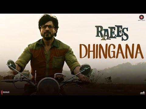 Dhingana | Raees | Shah Rukh Khan | JAM8 |...