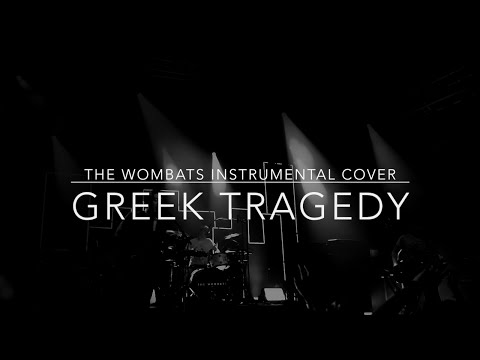 The Wombats - Greek Tragedy ( Instrumental Cover / Karaoke ) + Free Download