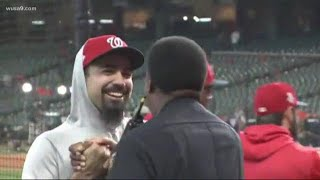 Nationals Anthony Rendon reunites with former Little League coach