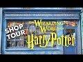 HARRY POTTER SHOP TOUR: Wiseacre's & Scribbulus | WIZARDING WORLD UNIVERSAL ORLANDO