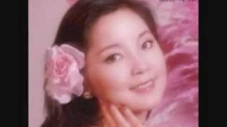 テレサ・テン(邓丽君)のヒット曲「月亮代表我的心(月が私の心を表わし...