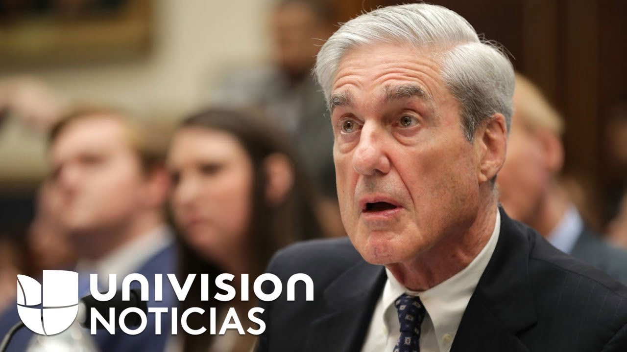 Trump no fue exonerado por el informe de Mueller: el testimonio del ...