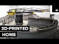 Printer 3D Ini Bisa Bangun Rumah dalam Sehari
