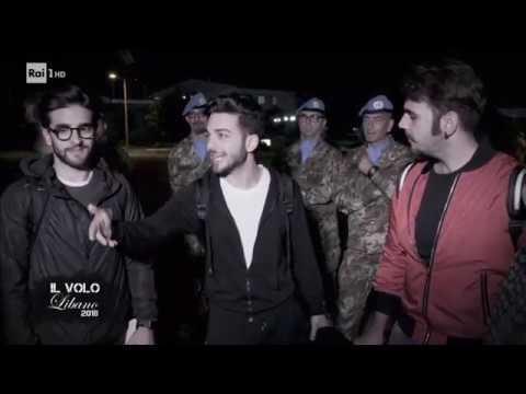 Il Volo: 'Voci di Natale' Líbano 2018 (Rai1 25/12/18)
