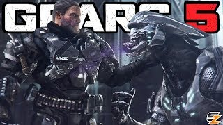 Gears of War 5 - Halo Cameo Crossover in the Future!? (Gears 5 Discussion)