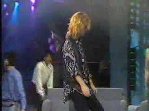 Hall and Oates on Tonight Live Letterman Rip Off Aussie TV