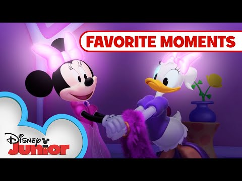 Bow-Toons Compilation! Part 1 | Minnie's Bow-Toons | Disney Junior