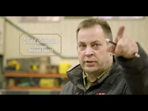 Todd Swenson of Jerauld County