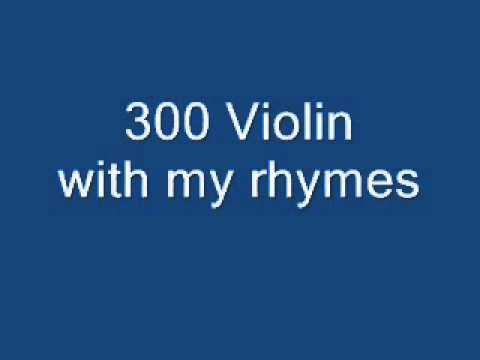 300 Violin Freestyle