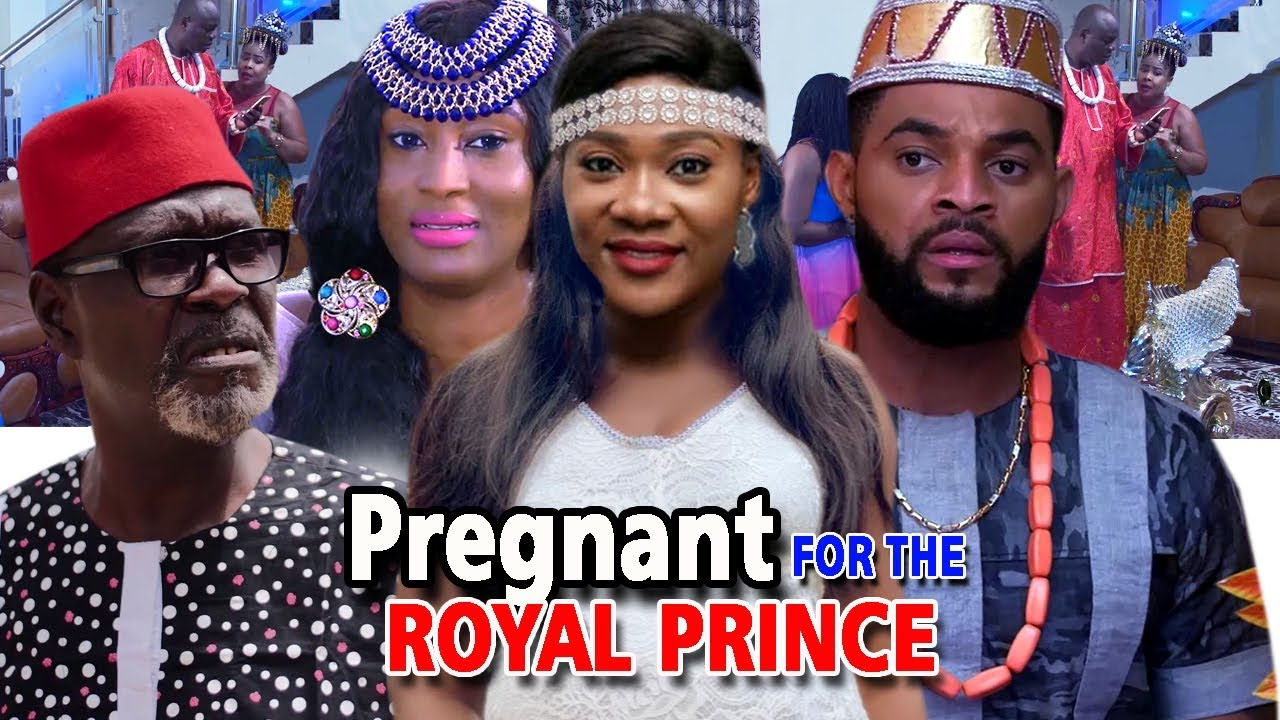 Download PREGNANT FOR THE ROYAL PRINCE FINAL Season 5&6 - NEW MOVIE Mercy Johnson 2020 Latest Nigerian Movie