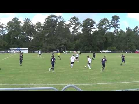 Cape Fear Men's Soccer @St.Andrews University 8/12/2017 Pt.1