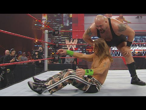 Unified Tag Team Championship Triple Threat Elimination Match: Monday Night Raw, Feb. 8, 2010