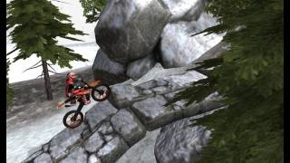 Зимний мототриал 2 // Moto Trials Winter 2