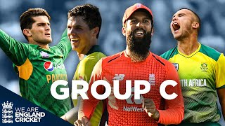 PAK 2019 vs SA 2017 vs AUS 2018 | Group C | Make Your Vote Count! | IT20 World Cup of Matches