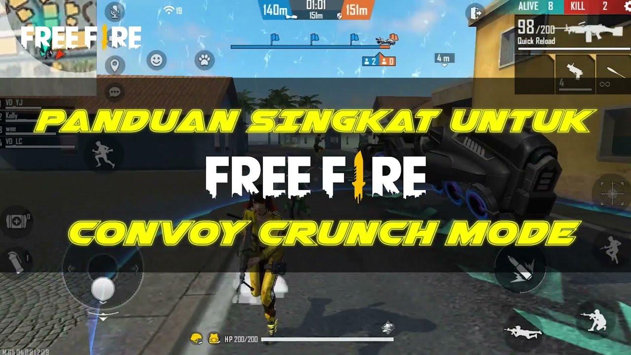 Panduan untuk bermain di Mode Convoy Crunch!