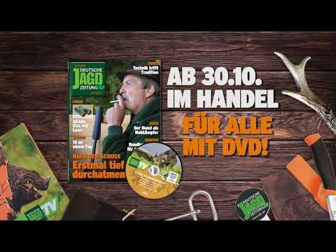 Deutsche Jagdzeitung Heftvorschau 11/2018