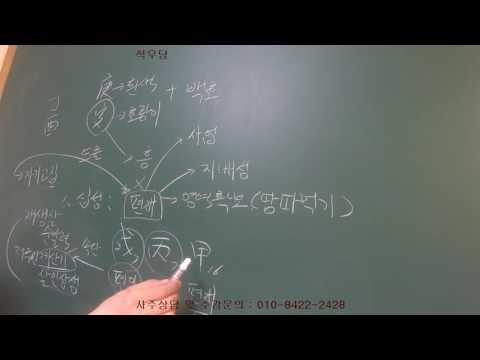 육십갑자 일주론 - 庚寅일주1 편재 편인 편관!