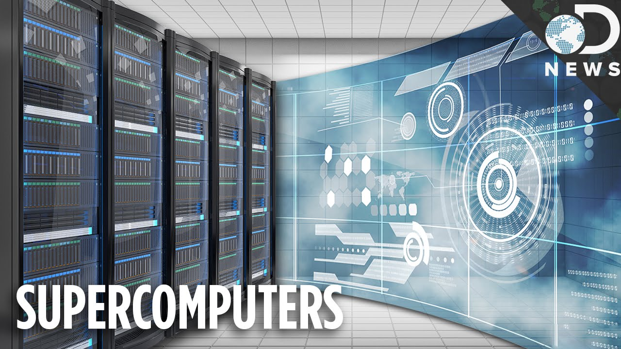 Image result for supercomputer
