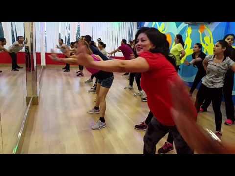 Lat Lag Gayi | Race 2 | Zumba Fitness