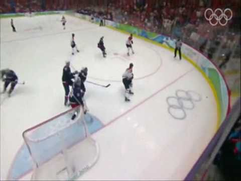 Crosby's Golden Goal as seen on FIVE telecasts