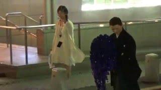 央雅光希!最後の..千秋楽 東京宝塚雪組 出待ち2016/5/8