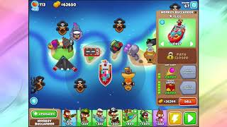 Bloons TD 6 - TRADE EMPIRE - 5TH TIER BUCCANEER