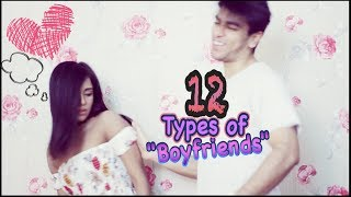 12 Types Of Bengali Boyfriends | Salman Muqtadir