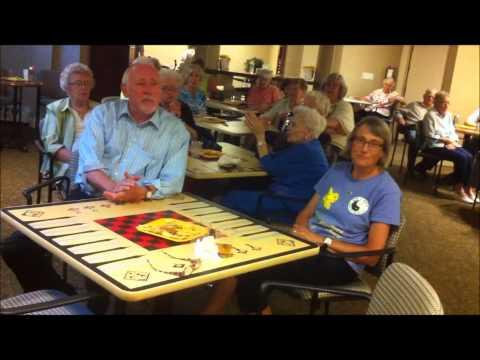 Seniors Singing, Music Therapy Recreation Programs