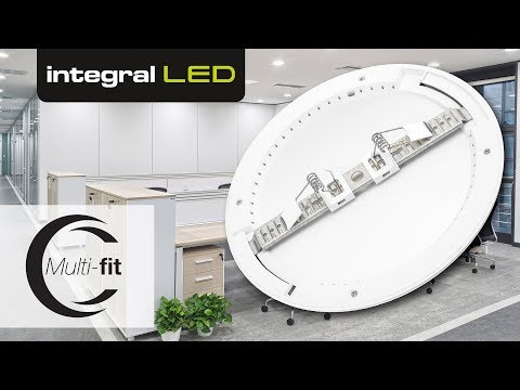 One downlight fits all - Introducing the Multi-Fit