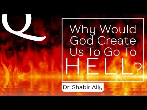 Why did god create us