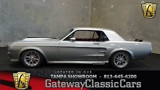 694-TPA - 1968 Ford Mustang Eleanor Tribute