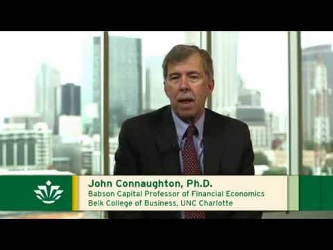 Babson Capital/UNC Charlotte Economic Forecast - Strength of the Dollar and Gas Prices