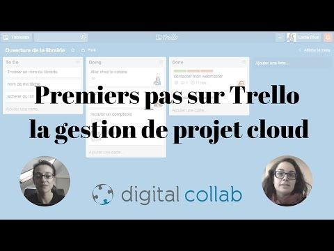 Trello : Introduction à la gestion de projet